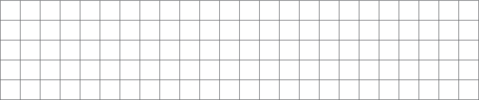 A blank grid with a height of 5 units and a length of 24 units.