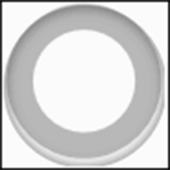 An icon labeled the gray circle.